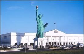 Estátua da Liberdade da Havan