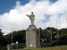Estátua do Surfista