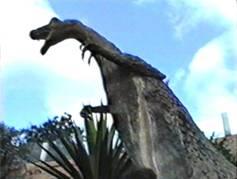 Dinossauro de Santo Amaro
